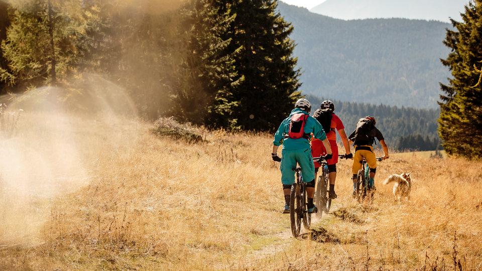 gravel bike sull altopiano sette comuni