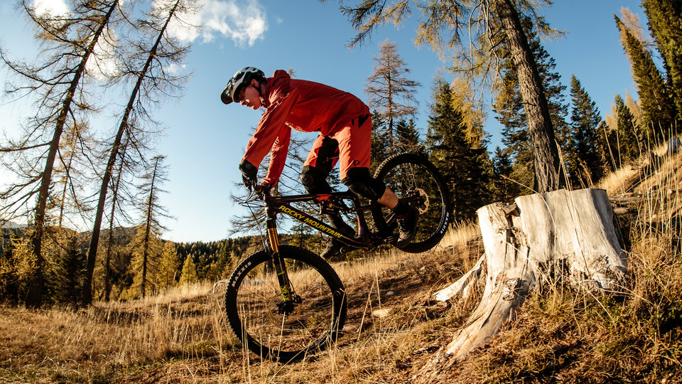 mountain bike altopiano di asiago