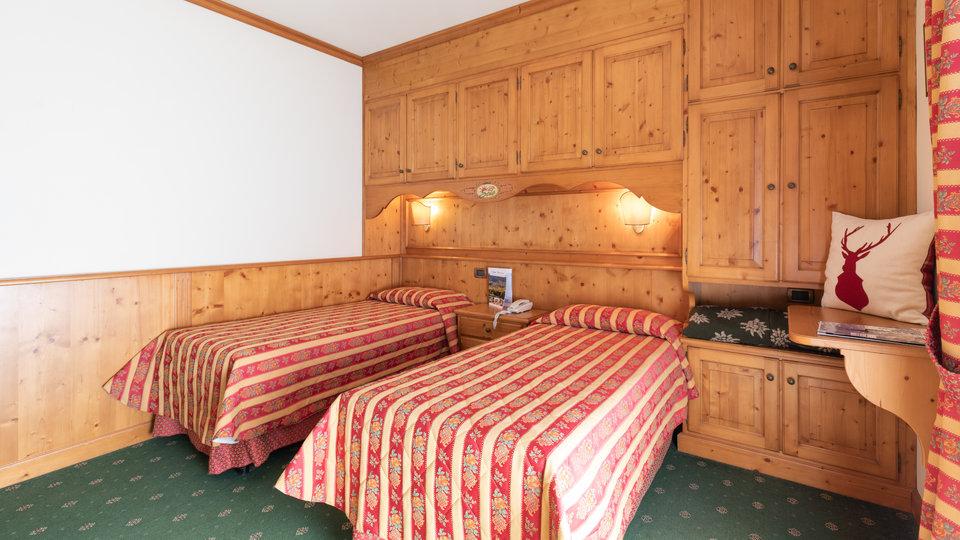 camera doppia hotel col del sole