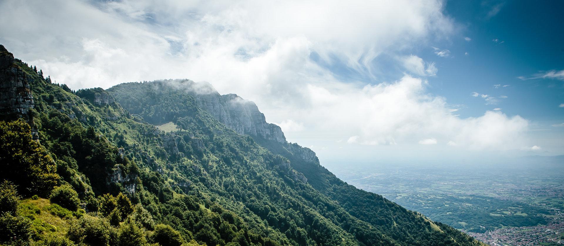 montagna altopiano di asiago