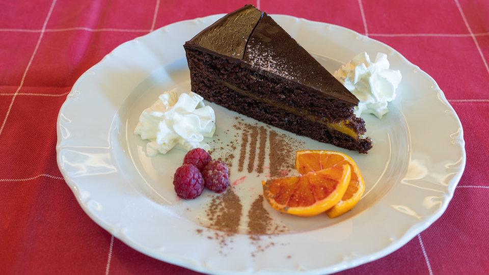 i dolci dessert dell hotel col del sole