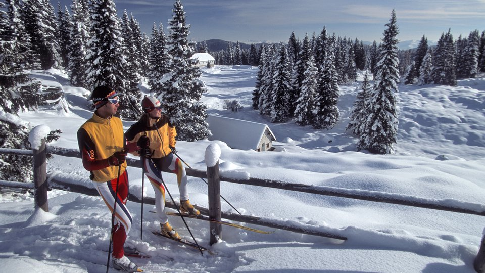 Weekend on the snow from €120